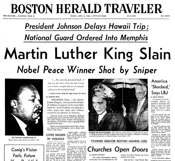 boston-herald-newspaper-0405-1968-martin-luther-king-assassination