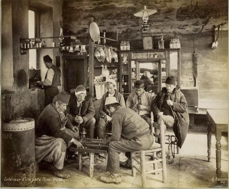 yabanci-gozuyle-19yy-istanbul-Kahvehane 1870